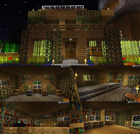 cute minecraft house  kium  deviantart