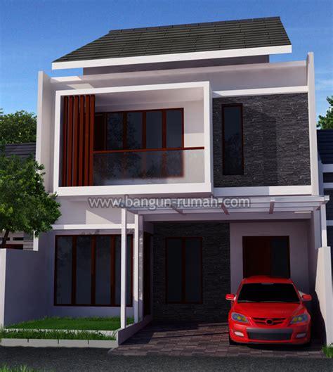 desain rumah minimalis lahan desain rumah
