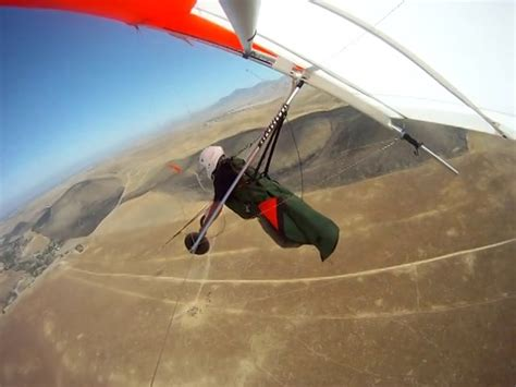 06-15-13 hang gliding tow release fail with parachute ...