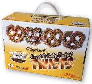 Chocolate Pretzels | Southern Carolina Fundraising