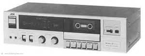 Jvc Kd-v100 - Manual - Stereo Cassette Deck