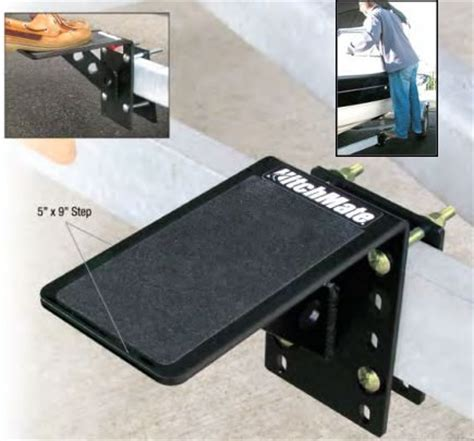 Boat Trailer Step Platform by Step For Towing A Boat On Trucks And Trailers On Sale