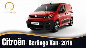 Citro U00ebn Berlingo Van 2018