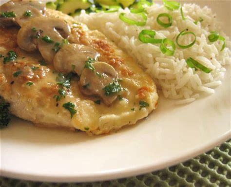 recettes cuisine du monde suprême de poulet à la forestière recettes du québec
