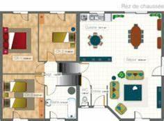 plans de maison modele aquarelle maison de plain pied With toit en verre maison 9 vaste maison familiale detail du plan de vaste maison