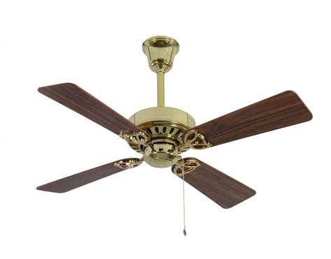 Quietest Ceiling Fans India by Buy Usha Bayport Brass At Best Price In India
