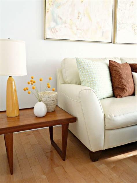 canapé bois design le bout de canapé design en 50 idées et conseils