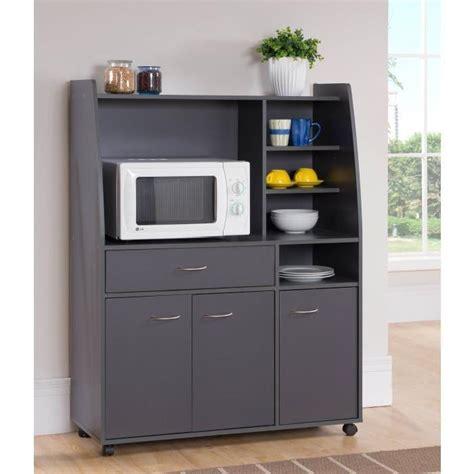 meuble de rangement pour cuisine meuble de cuisine noir pas cher