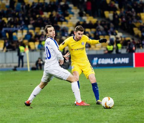Jorginho Of Chelsea FC In Action Editorial Stock Photo ...