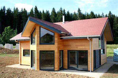 le mois de la construction bois en franche comt 233 les constructeurs ouvrent leur porte le