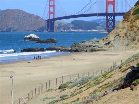 North Baker Beach, San Francisco, CA - California Beaches