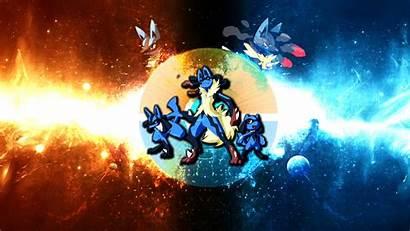 Lucario Mega Pokemon Wallpapers Blaziken Zygarde Riolu
