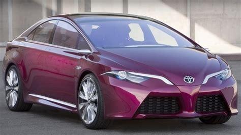 toyota ns plug  hybrid concept previews nex gen prius
