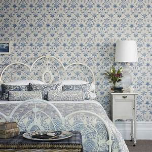 Pure English Wallpaper Styles (Part 1) | Home Interior ...