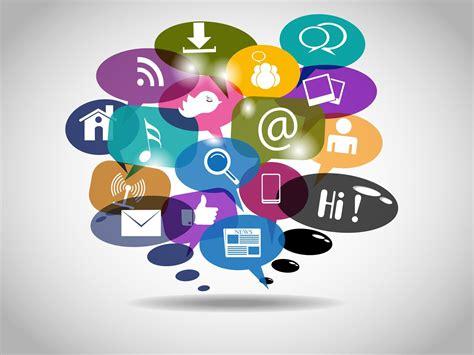 Digital Social Media Wallpaper by Social Media Wallpapers Wallpaper Cave