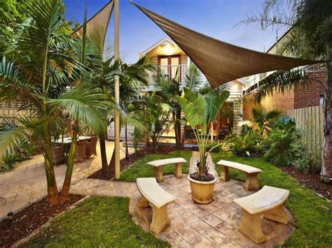 backyard tropical ideas tropical landscaping garden ideas designwalls com