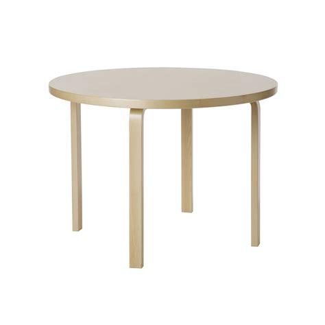 alvar aalto dining table artek 90a round tables artek alvar aalto dining and
