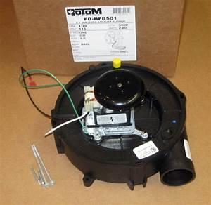 Draft Inducer Furnace Blower Motor For Goodman 223075