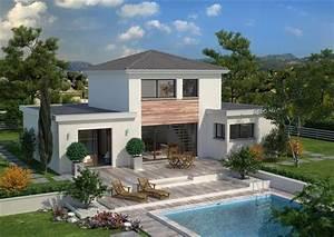 un large espace a vivre jouxte d39une cuisine ouverte avec With lovely la maison du dressing 1 maisons cate atlantique constructeur