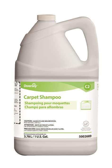 Diversey Carpet Shampoo  Carpet Review