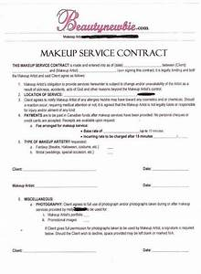 15 best mua contracts images on pinterest freelance for Mua invoice template
