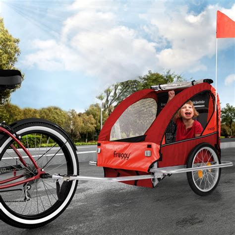 fahrradträger für e bikes test stiwa test kinderfahrradanh 228 nger froggy btc07 mit sicherheitsm 228 ngeln pedelecs und e bikes