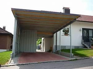 Stahl Berechnen : carport aus verzinktem stahl mit trapezblech dach und ~ Themetempest.com Abrechnung