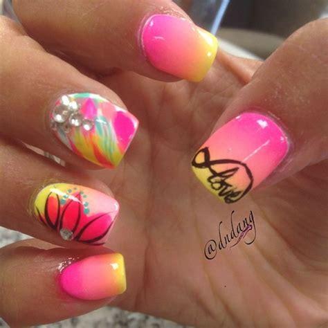 infinity nail designs hative