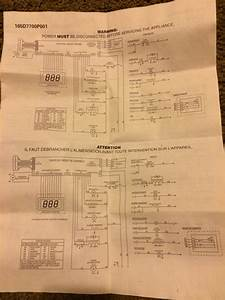 I Have A Ge Profile Pdw9880j00ss Dishwasher  I Recently Replaced The Touchpad After It Failed