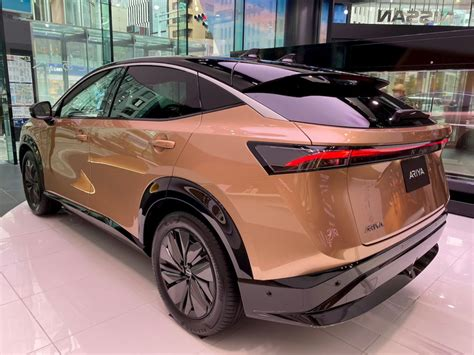 It's nissan's first electric suv and promises up to 310 miles of range and a 394hp performance email: Nissan Ariya could face supply constraints at the U.S. launch