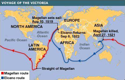 magellans voyage    died   journey