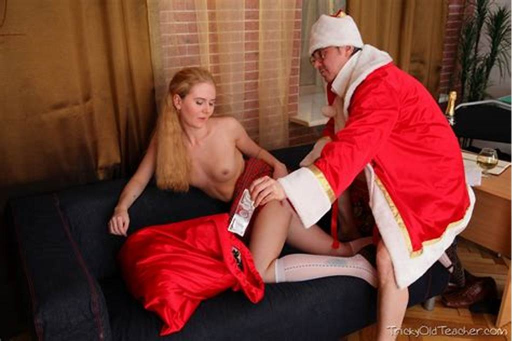 #Tricky #Old #Teacher #Galia #It'S #All #About #The #Santa #Fetish