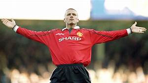 David Beckham Premier League Manchester United 2000 - Goal.com