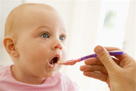 Chronicles Of A Babywise Mom Solids What Do They Eat At