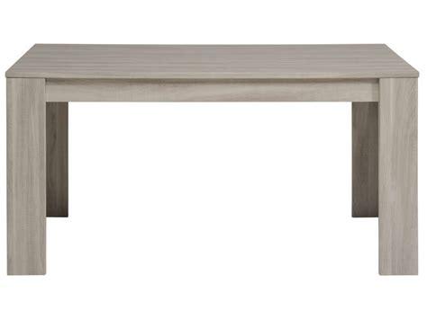 table de s 233 jour 160 cm allonge en option warren silex pas cher avis et prix en promo