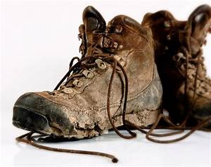 cleaning tips for my husband39s dirty work boots With cleaning work boots