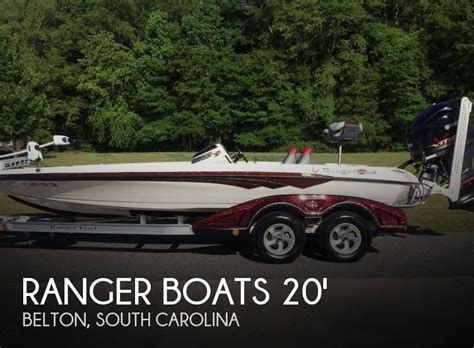 Ranger Bass Fishing Boats For Sale by Sold Ranger Boats Z520 Ci Boat In Belton Sc 109116