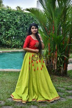indian traditional skirts images