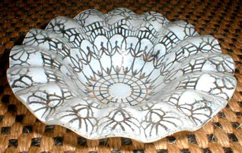 Vintage Sydenstricker Glass Bowl @ Collectics Antiques And
