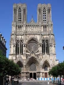 robe de mariã e reims reims cathedral