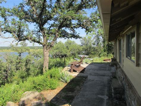 lake brownwood state park cabins  person texas