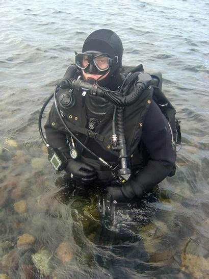 Navy Clearance Divers Royal Equipment Diving Support