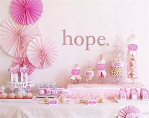 Breast Cancer Awareness Printables + Party Ideas Pizzazzerie