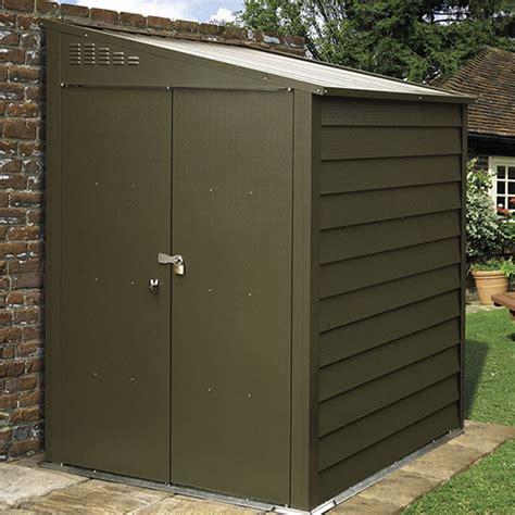 garden shed alarms high security sheds bespoke metal sheds from trimetals
