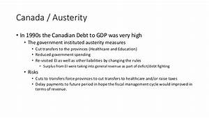 Austerity Measures - Do they Work