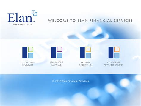 Financial Services Address by Elan Financial Services Competitors Revenue And Employees
