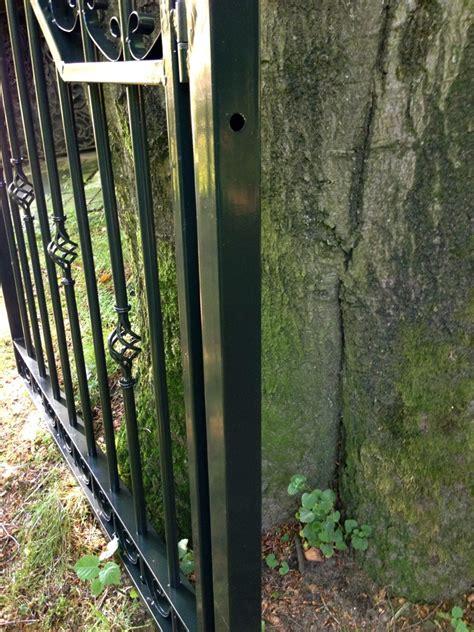 Tor Für Einfahrt by Gartentor Rosengarten Schmiedeeisen Doppelfl 252 Gel Tor F 252 R