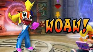 QuotWoawquot Coco Bandicoot On Drugs Parody Of Crash Bandicoot