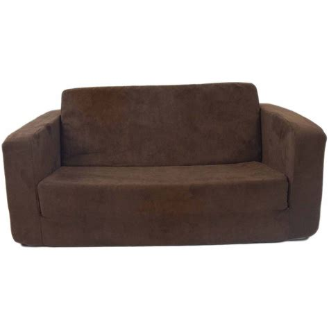 flip sofas tufted faux leather flip sofa thesofa