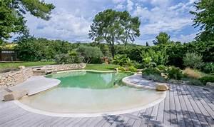Construction Piscine Naturelle : construction d 39 une piscine naturelle aix en provence construction de piscine haut de gamme en ~ Melissatoandfro.com Idées de Décoration